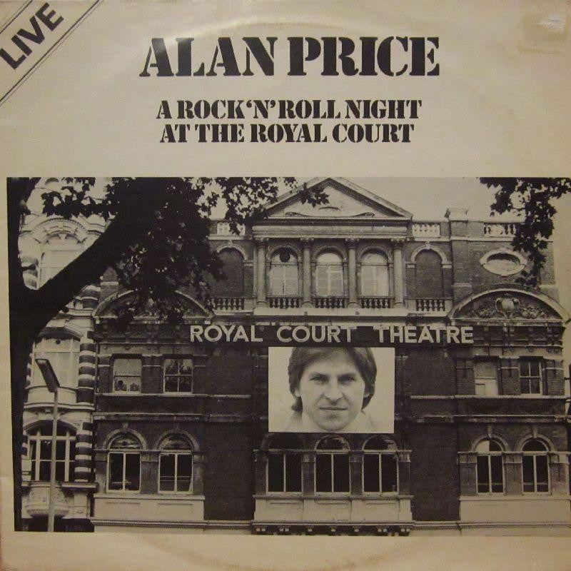 Alan Price-A Rock N Roll Night At The Royal Court-Key-Vinyl LP