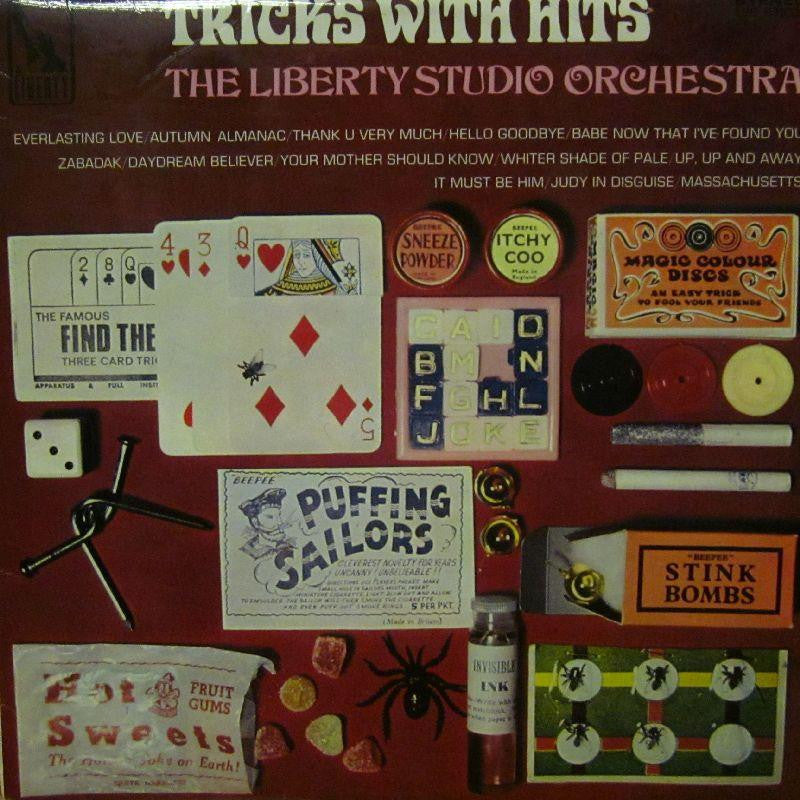 The Liberty Studio Orchestra-Tricks With Hits-Liberty-Vinyl LP