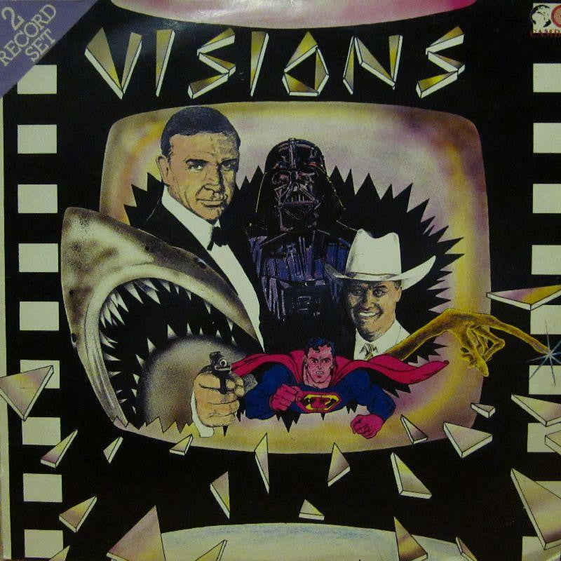 "Visions-A Collection Of Screen Smashes-Cambra-2x12"" Vinyl LP"