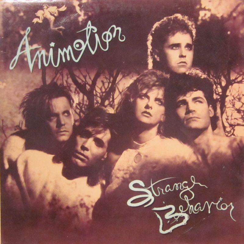 Animotion-Strange Behavior-Mercury-Vinyl LP