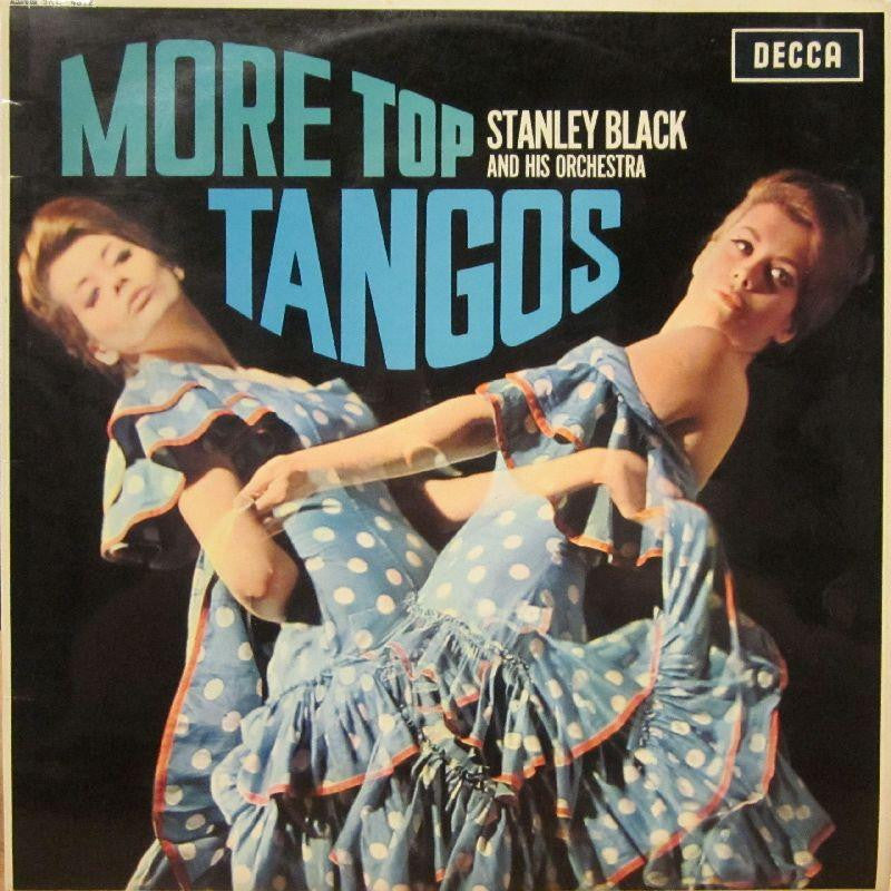 Stanley Black-More Top Tangos-Decca-Vinyl LP