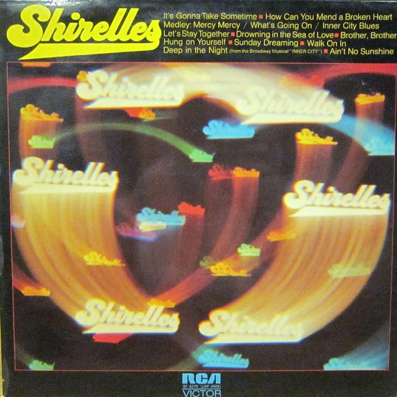 The Shirelles-The Shirelles-RCA-Vinyl LP