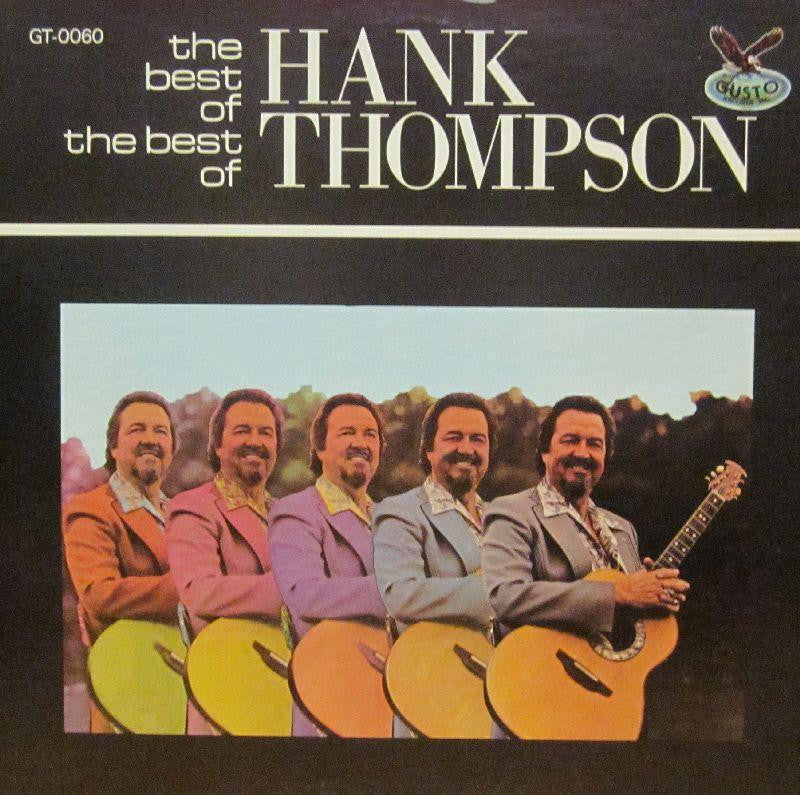Hank Thompson-The Best Of The Best Of-Gusto-Vinyl LP