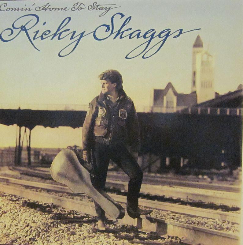 Ricky Skaggs-Comin' Home To Stay-Epic-Vinyl LP