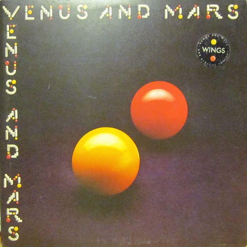 Wings-Venus And Mars-Capitol-Vinyl LP Gatefold