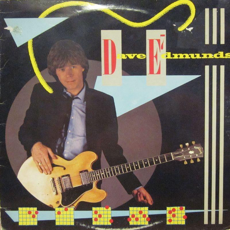 Dave Edmunds-D.E -Arista-Vinyl LP