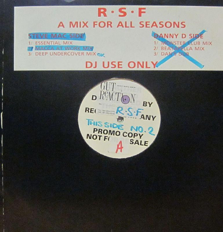 "Rsf-A Mix For All Seasons-12"" Vinyl"