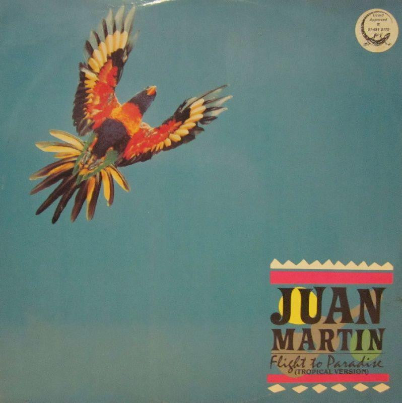 "Juan Martin-Flight To Paradise-Wea-12"" Vinyl"