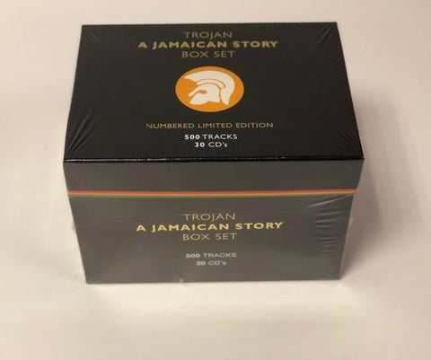 A Jamaican Story-30 CD Album Box Set-New