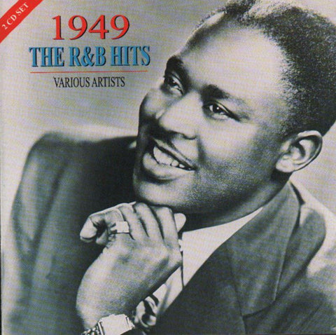 Various R&B-1949 The R&B Hits-Indigo-2CD Album