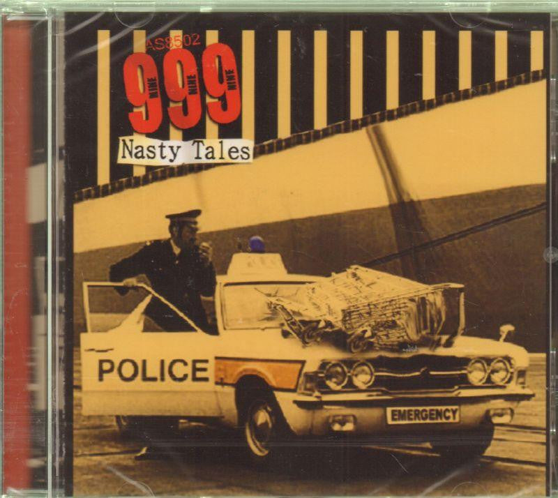 999-Nasty Tales-CD Album