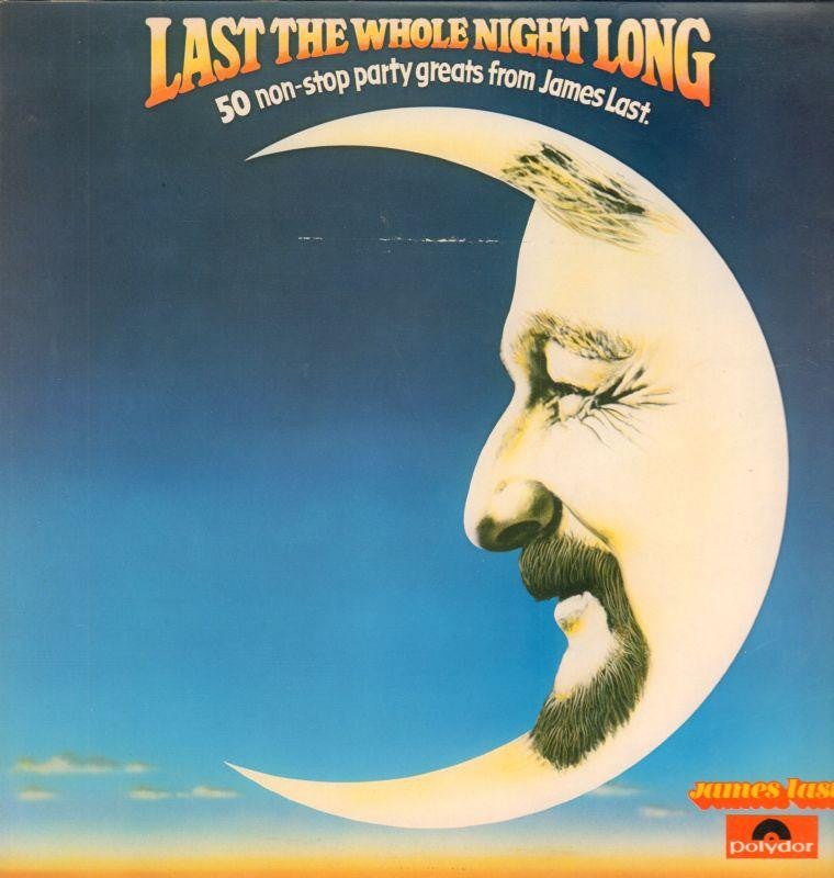 "James Last-Last The Whole Night Long-Polydor-2x12"" Vinyl LP Gatefold"