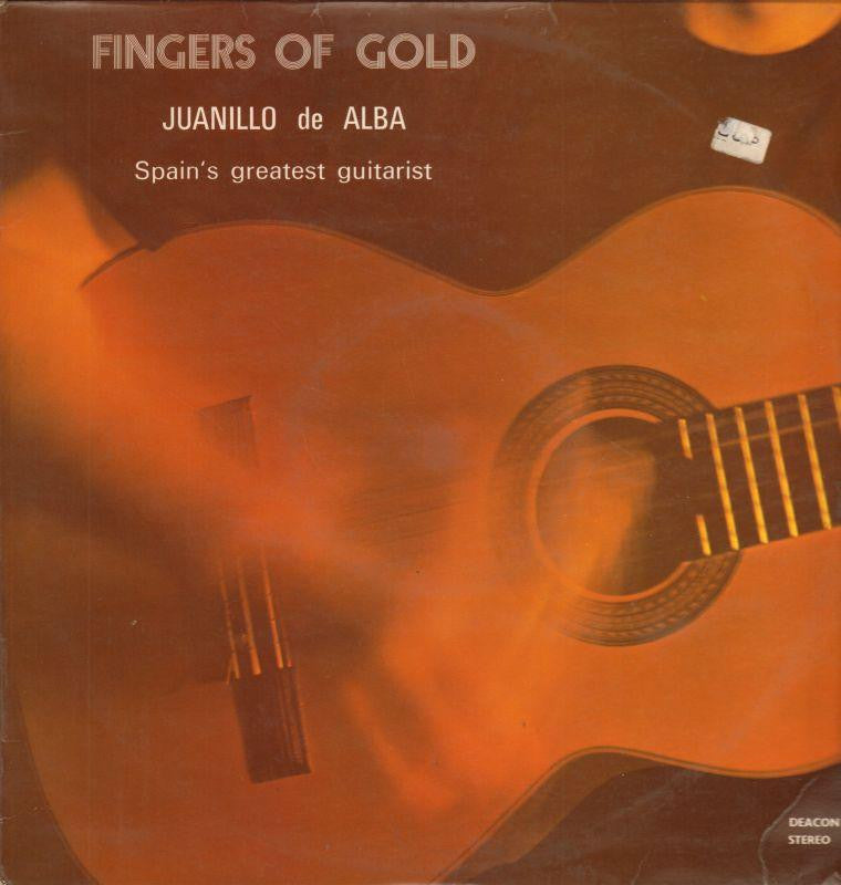 Juanillo De Alba-Fingers Of Gold-Deacon-Vinyl LP