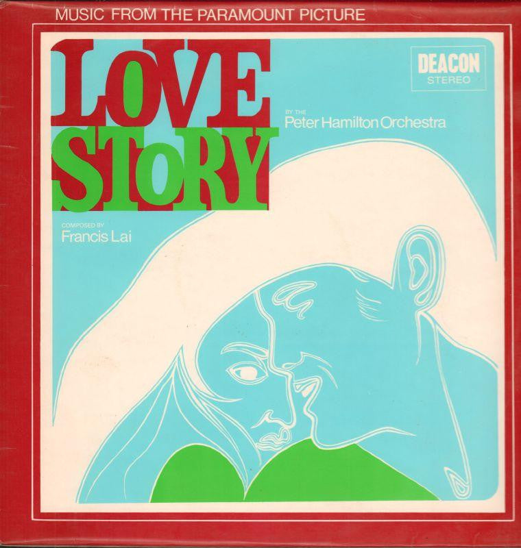 The Peter Hamilton Orchestra-Love Story-Deacon-Vinyl LP