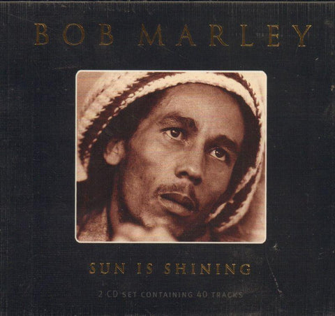 Bob Marley-Sun Is Shining-Trojan-2CD Album Box Set