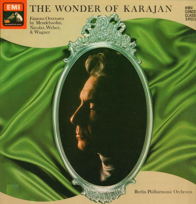 Karajan-The Wonder Of-HMV-Vinyl LP Gatefold