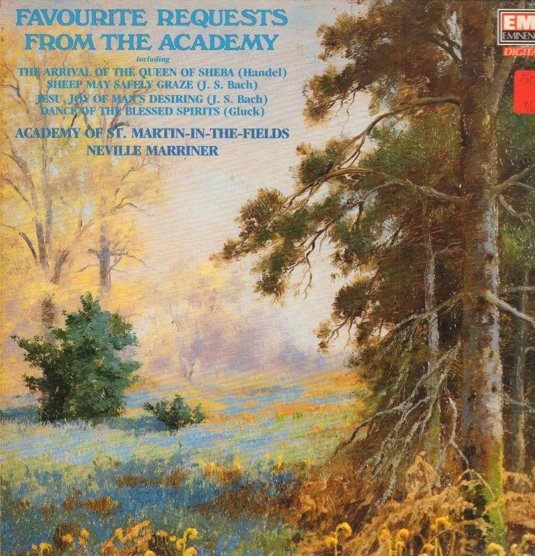 Academy of St Martin In The Fields-Favourite Requests From The Academy-EMI-Vinyl LP