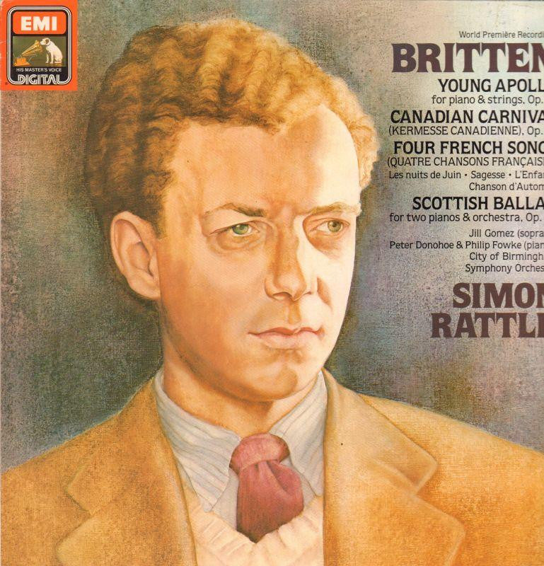 Britten-Young Apollo-HMV-Vinyl LP Gatefold
