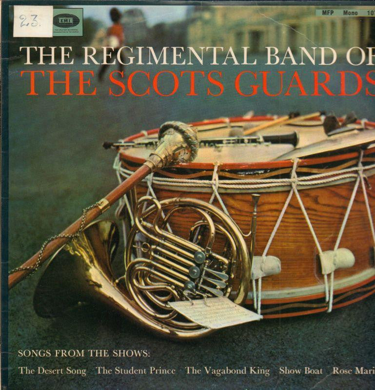 The Regimental Band of The Scot Guards-The Regimental Band Of The Scot Guards-MFP-Vinyl LP