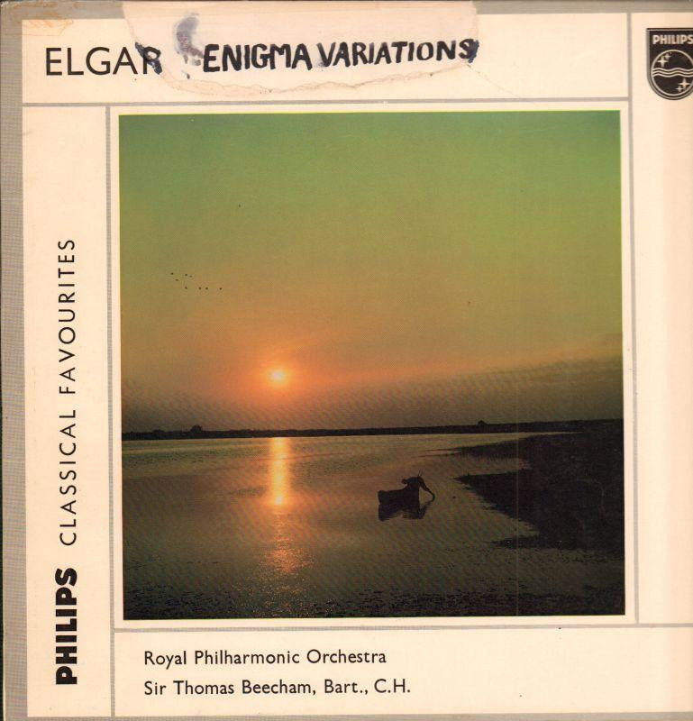 Elgar-Enigma Variations-Philips-Vinyl LP