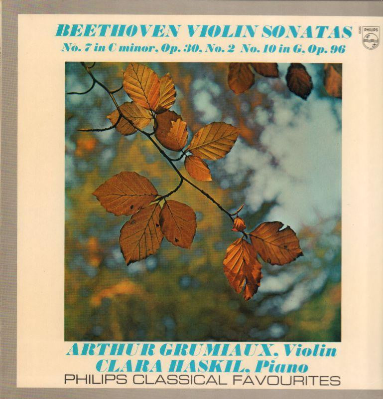 Beethoven-Violin Sonatas-Philips-Vinyl LP