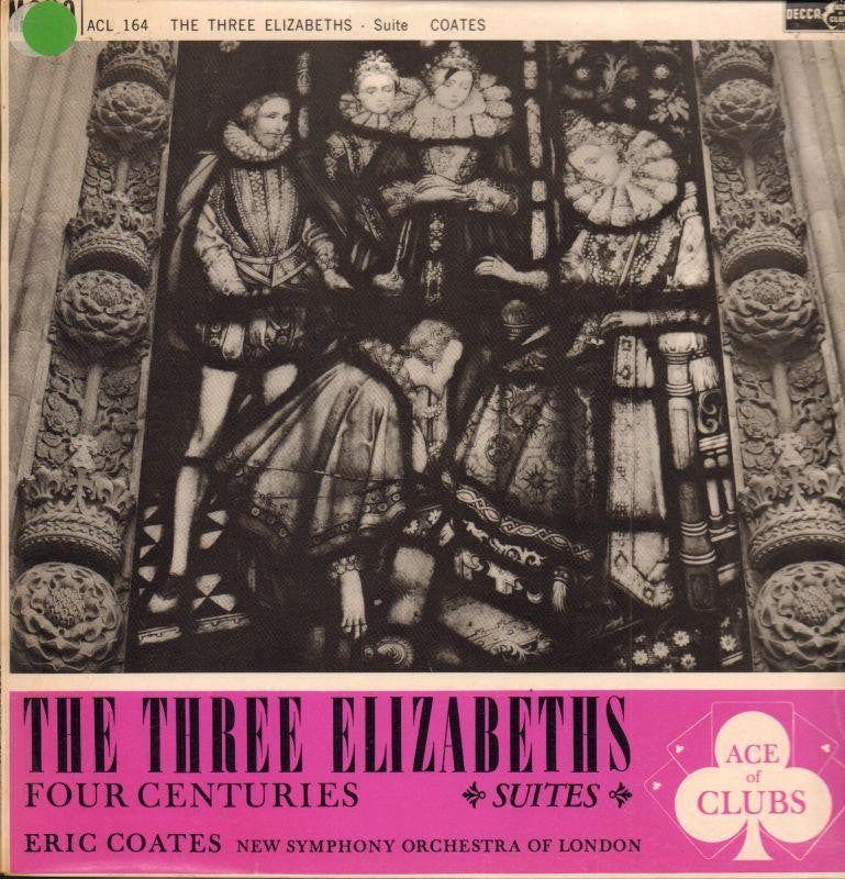 Eric Coates-The Three Elizabeths-Decca-Vinyl LP
