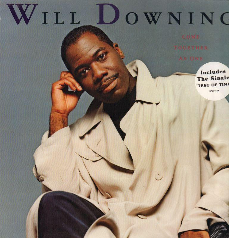 Will Downing-Come Together As One-Island-Vinyl LP