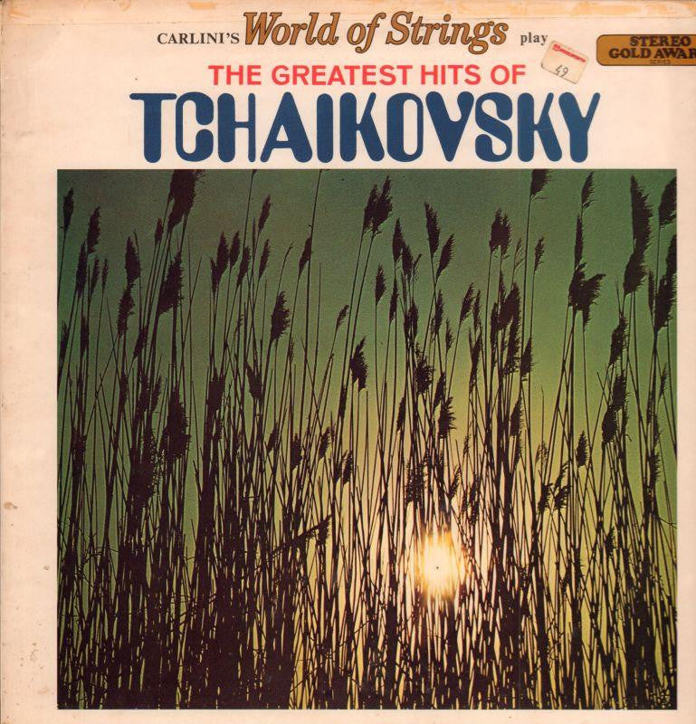Tchaikovsky-Greatest Hits Of-Stereo Gold Award-Vinyl LP