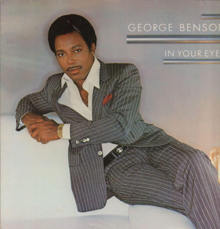 George Benson-In Your Eyes-Warner-Vinyl LP