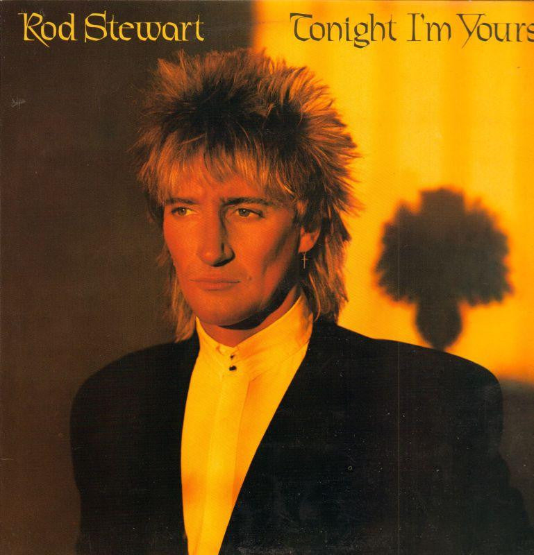 Rod Stewart-Tonight I'm Yours-Riva-Vinyl LP