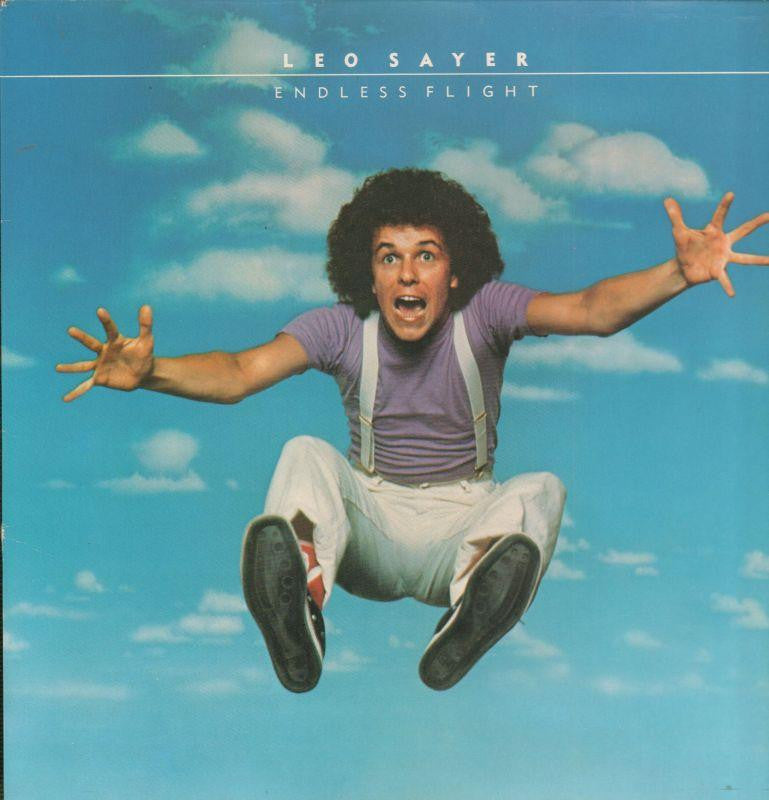 Leo Sayer-Endless Flight-Chrysalis-Vinyl LP