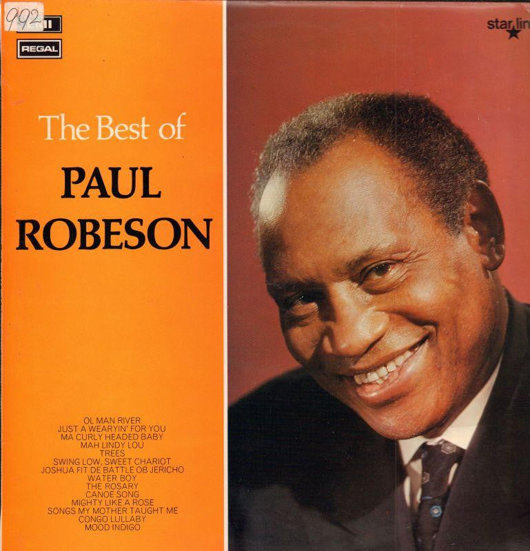 Paul Robeson-The Best Of-Starline-Vinyl LP