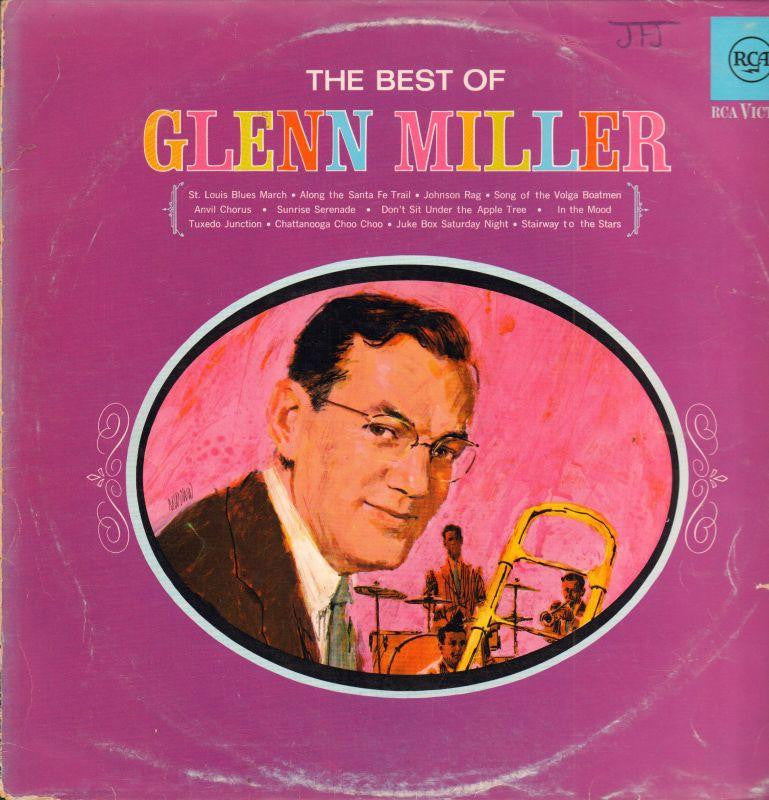 Glenn Miller-The Best Of-RCA-Vinyl LP