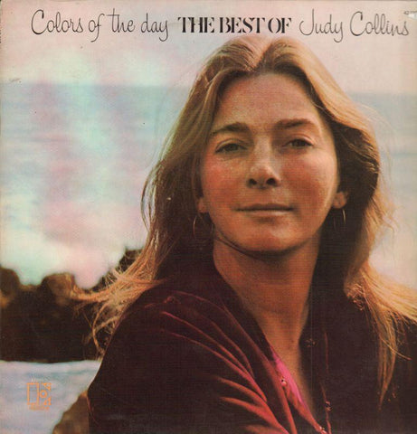 Judy Collins-The Best Of: Colors Of The Day-Elektra-Vinyl LP