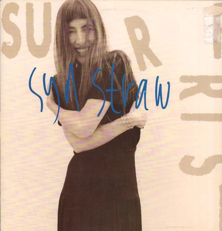 Syd Straw-Surprise-Virgin-Vinyl LP