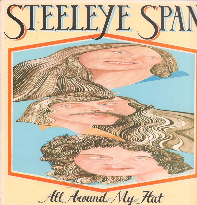 Steeleye Span-All Around My Hat-Chrysalis-Vinyl LP