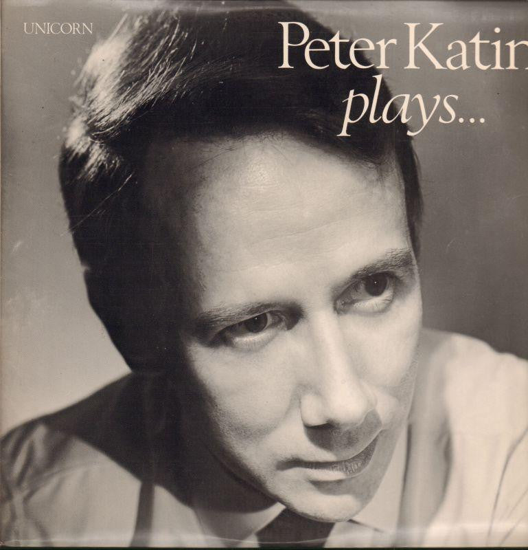 Peter Katin-Plays-Unicorn-Vinyl LP