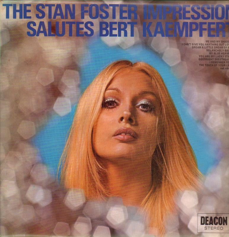 The Stan Foster Impression-Salutes Bert Kaempfert-Deacon-Vinyl LP