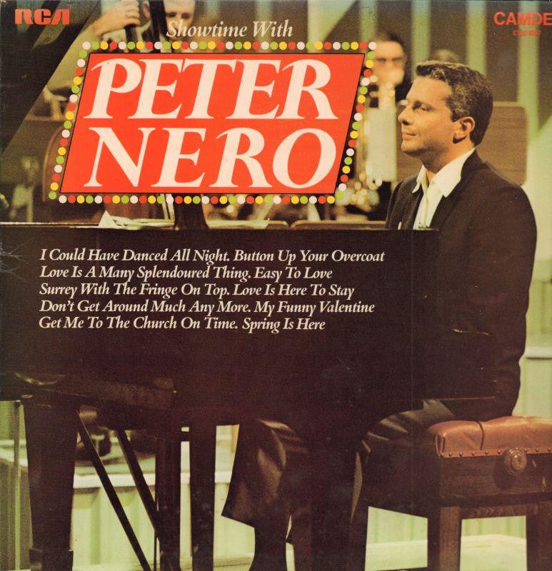 Peter Nero-Showtime With-Pickwick-Vinyl LP