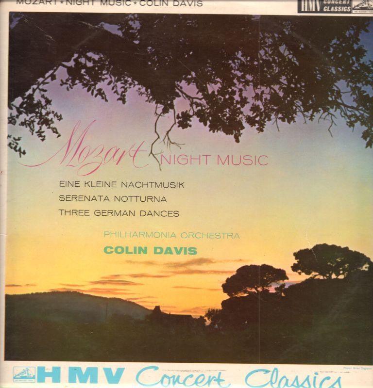 Mozart-Night Music-HMV-Vinyl LP