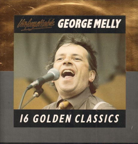 George Melly-16 Golden Classics-Castle-Vinyl LP