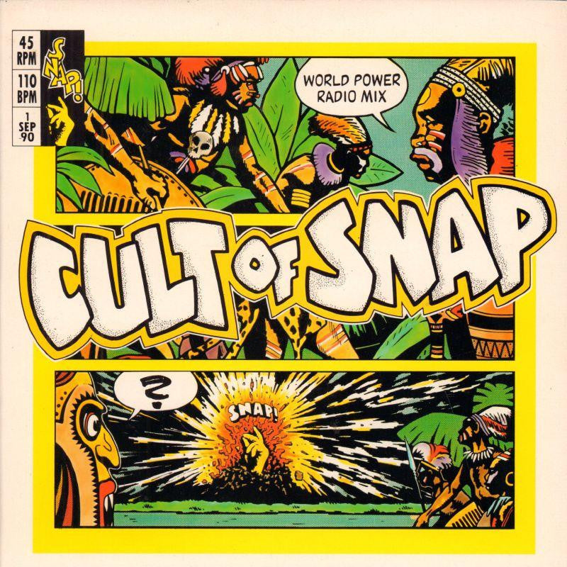 "Snap!-Cult Of Snap-Logic-7"" Vinyl P/S"