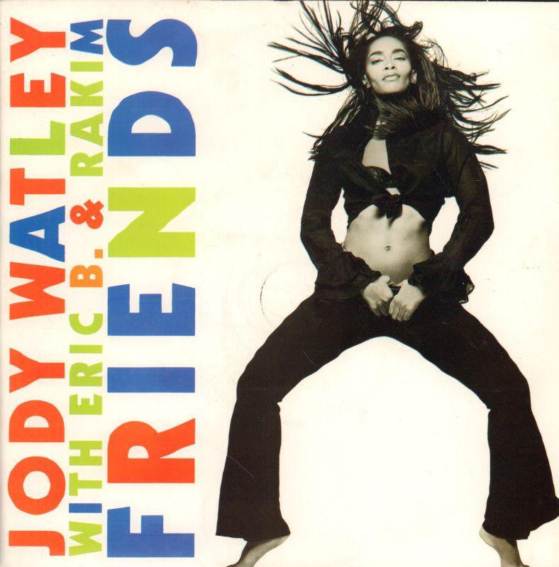 "Jody Watley-Friends-MCA-7"" Vinyl P/S"