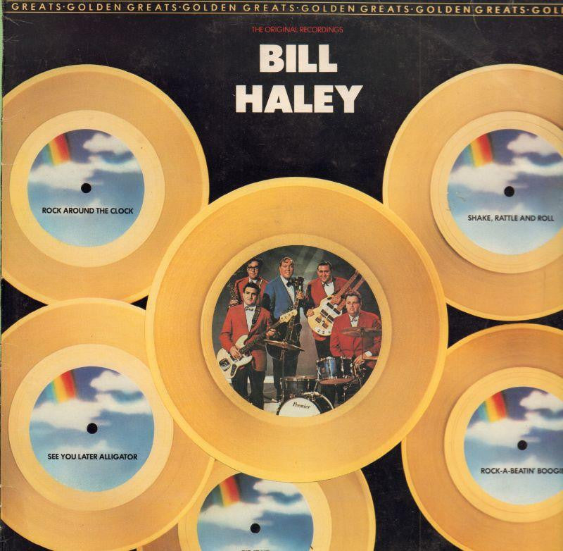 Bill Haley-Bill Haley-MCA-Vinyl LP