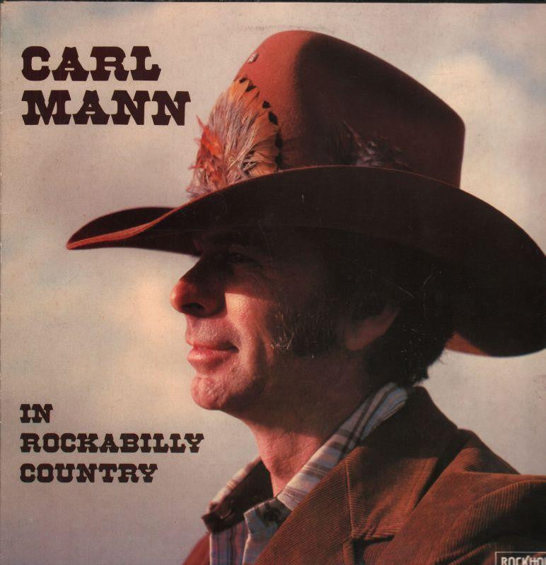Carl Mann-In Rockabilly Country-Rockhouse-Vinyl LP