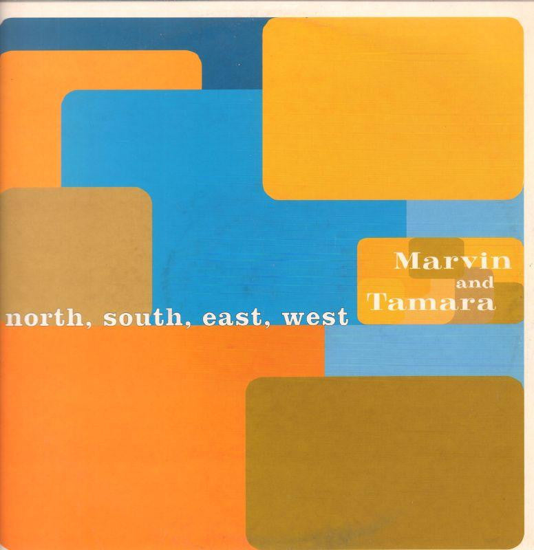 "Marvin & Tamara-North, South, East,West-Epic-12"" Vinyl P/S"