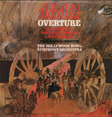 The Hollywood Bowl Orchestra-1812 Overture-MFP-Vinyl LP