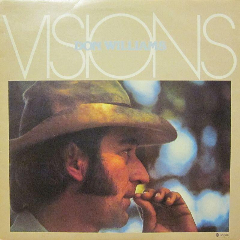 Don Williams-Visions-abc-Vinyl LP