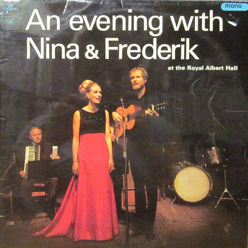 Nina & Frederik-An Evening With-Columbia-Vinyl LP