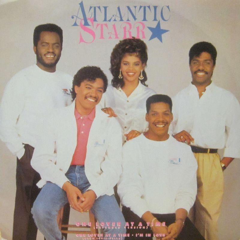 "Atlantic Starr-One Lover At Time-Wea-12"" Vinyl"
